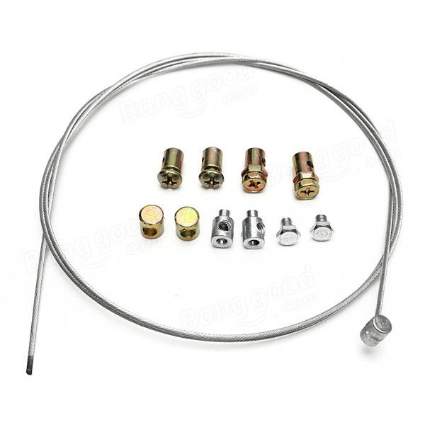 Motorcycle Throttle Cable Repair Kit For YAMAHA/SUZUKI