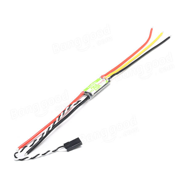Racerstar RS20A 20A BLHELI_S OPTO 2-4S ESC Support