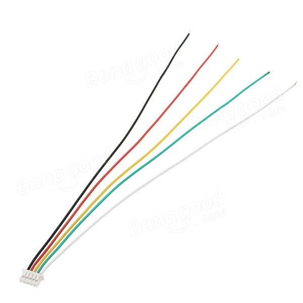 FrSky 5p Molex Pico Picoblade 1.25mm Cable 5 Pin Receiver