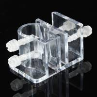 Acrylic Aquarium Hose Fixing Clip Water Pipe Fixing Tube ...