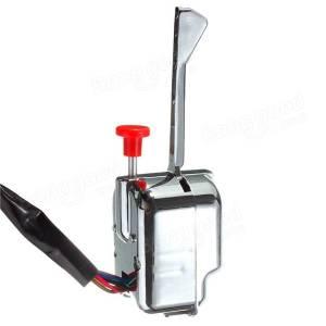 Chrome 12V Universal Street Hot Rod Turn Signal Switch for