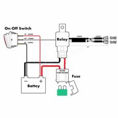 On Off Switch Wiring Diagram Mini Cooper Cooling 12v Led Road Light