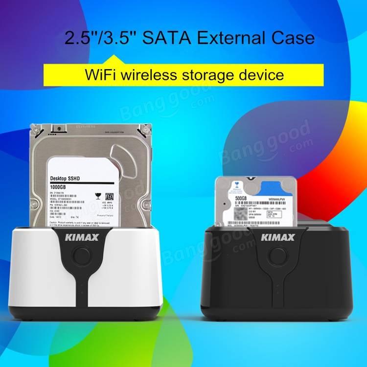 Kimax HDD Box Wifi BS-HD03WF | Tinhte.vn