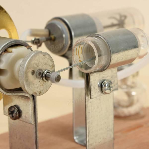 Parts of a Steam Engine Piston