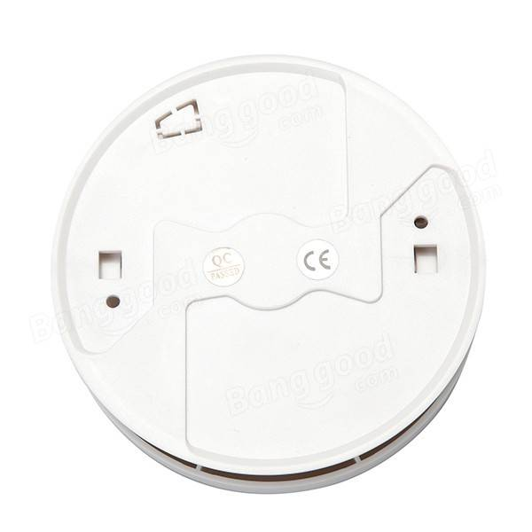 Etiger ES-D5A Wireless Fire/Smoke Sensor/Detector 433mhz