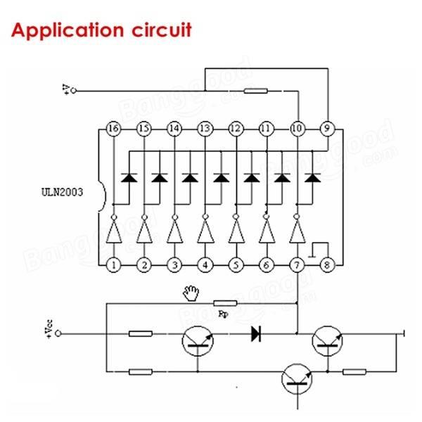 MINI ULN2003 4-Phase 5-Wire Stepper Motor Driver Module