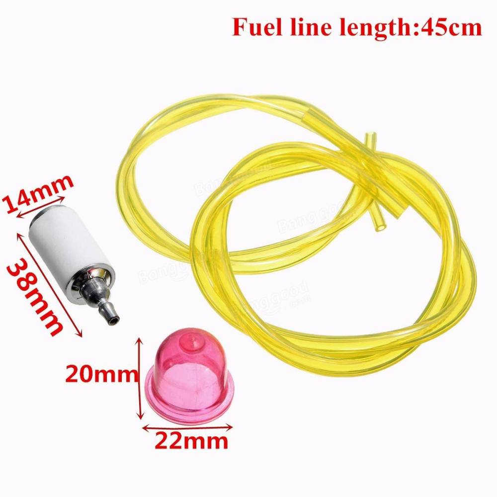medium resolution of for just us 3 99 buy gardening mower weedeater gas fuel line filter for poulan craftsman weed eater from the china wholesale webshop