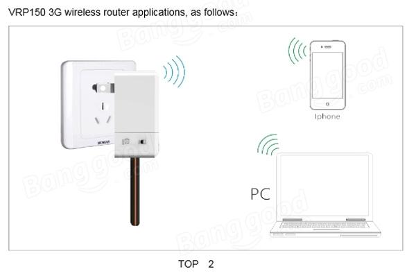 Wifi repeater user manual francais