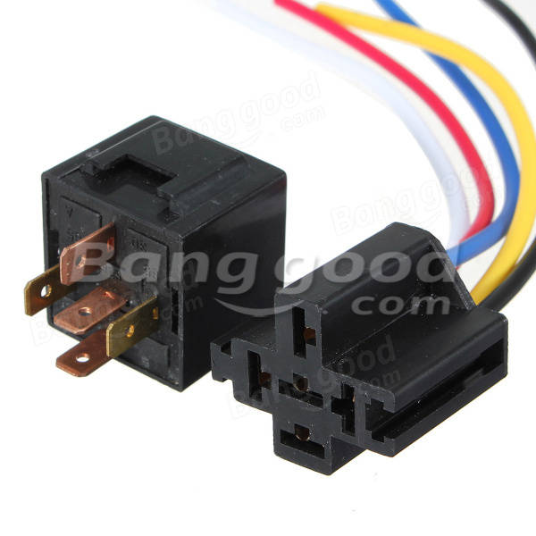 Wiring Diagram For Bosch 12v 30 Amp Relay Wiring Diagram For Air Stop