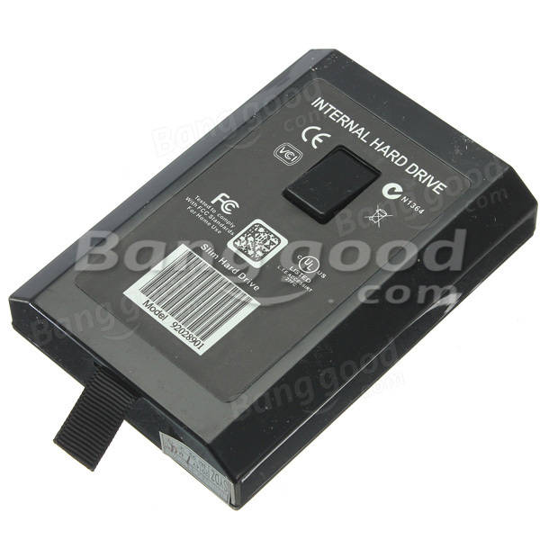 500GB HDD Hard Drive Disk Kit For Microsoft Xbox 360 Slim