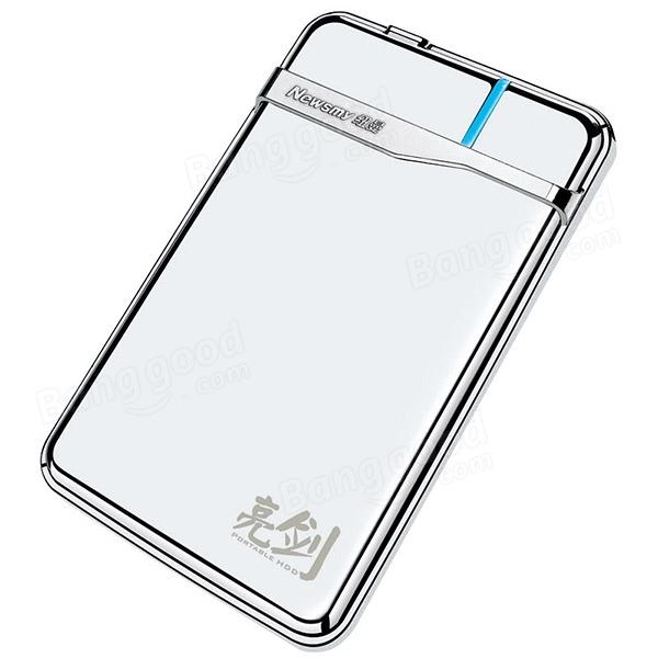 Newsmy 1TB 2.5 Inch Portable HDD USB 3.0 External SATA