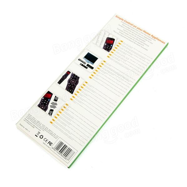Chunghop RM-991 6 In 1 TV/SAT/DVD/CBL/CD/AC/VCR Universal