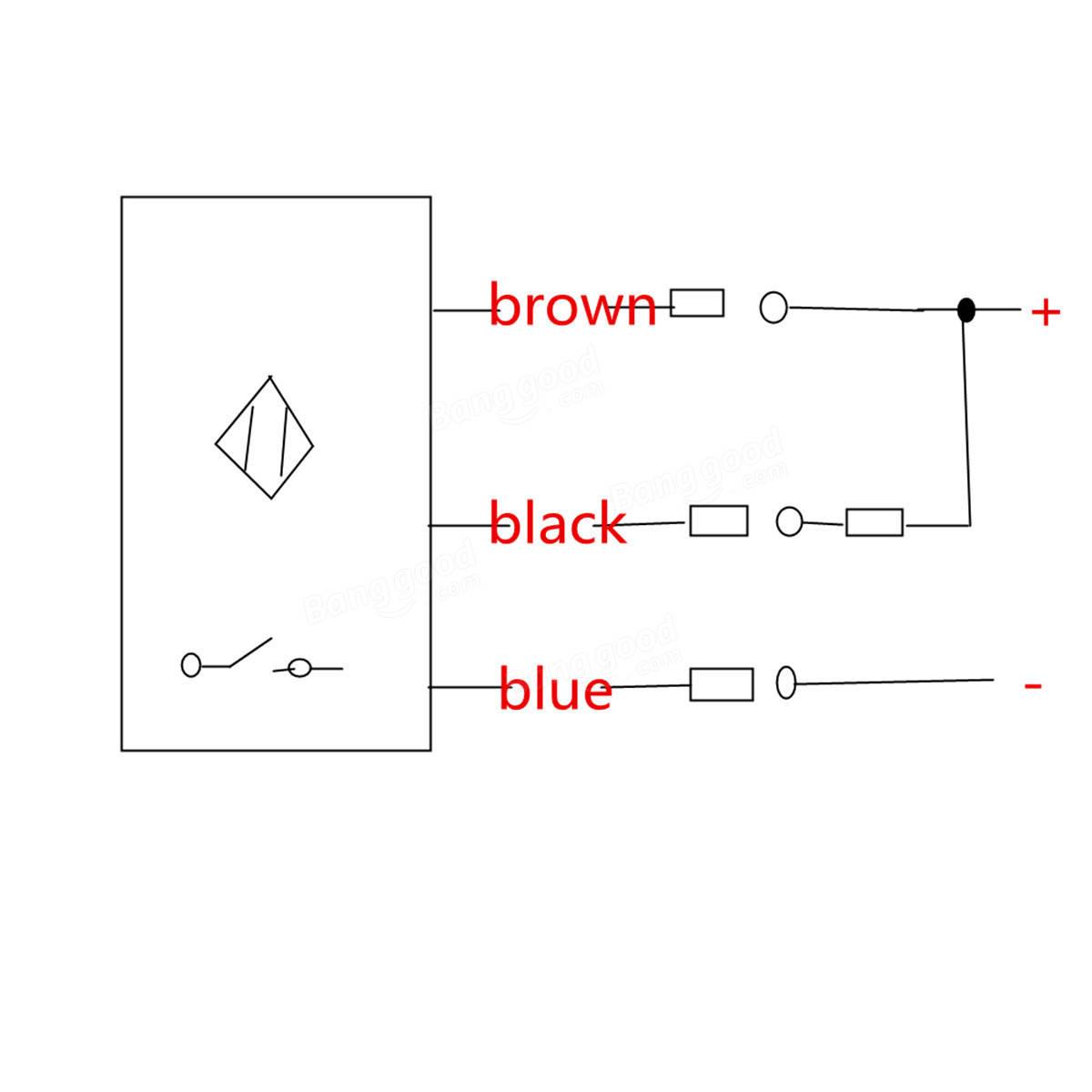 Npn Proximity Switch Wiring Diagram