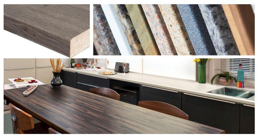 kitchen islands uk kitchenaid 在英国装修经验分享三 关于厨房台面 worktop 的选购 英国邦利 laminate