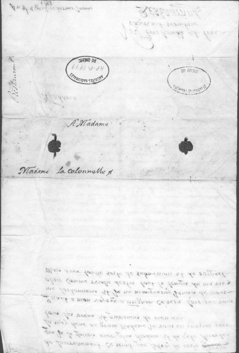 Noble Famille En 5 Lettres : noble, famille, lettres, Notes, Généalogiques, Lettre, Noblesse, Famille, Restaurand, Numérique