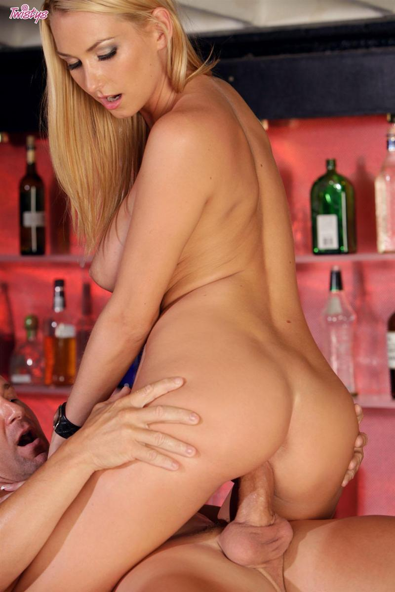 Blake Rose gets fucked hard at the Bar Twistys  18 Pictures