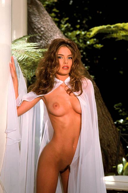 Bonita Saint hot 90s centerfold shows off her great figure Penthouse  18 Pictures