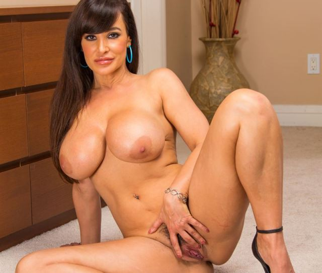Lisa Ann Gets Fucked By A Young Stud In Her Cute Blue Top Main Image