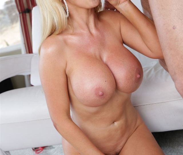 Nikki Benz Gets Her Pussy Fucked In Hot Fishnet Stockings Main Image