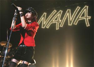 映畫「NANA」公開記念! 中島美嘉の最新クリップを限定公開 | BARKS