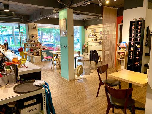 (小巨蛋站 | 松山) Leisure Café  | 咖啡廳不限時附插座