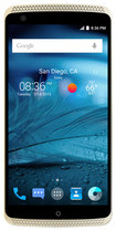 Zte - Axon Pro 4g With 64gb Memory Cell Phone (unlocked) - Ion Gold
