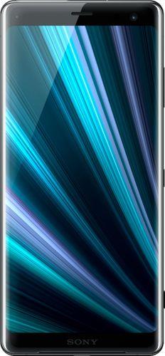 Sony - XPERIA XZ3 with 64GB Memory Cell Phone (Unlocked) - Black
