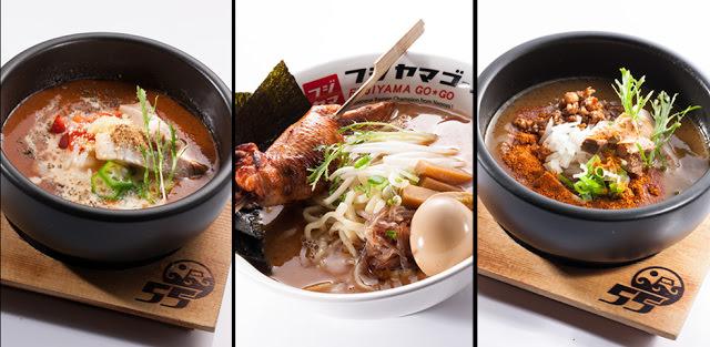 新聞稿│富士山55沾麵世界風大賞新品上市囉!名古屋限量手羽先料理等您來嚐鮮