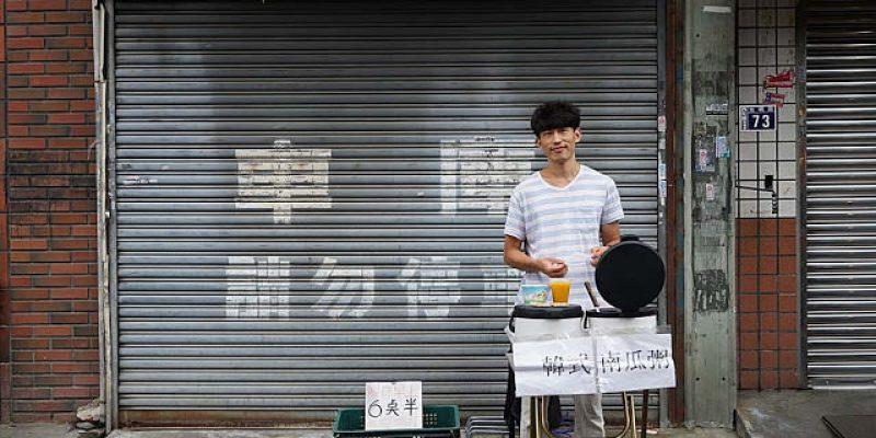 西屯市場美食│為愛情來台賣起媽媽味南瓜粥的的請叫我朴歐巴
