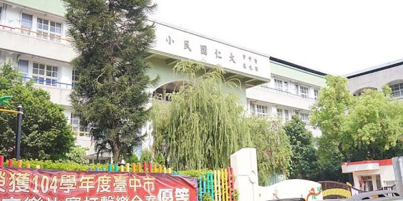 台中西屯區PokémonGO道館│大仁國小立體壁畫道館,鄰近中義市場
