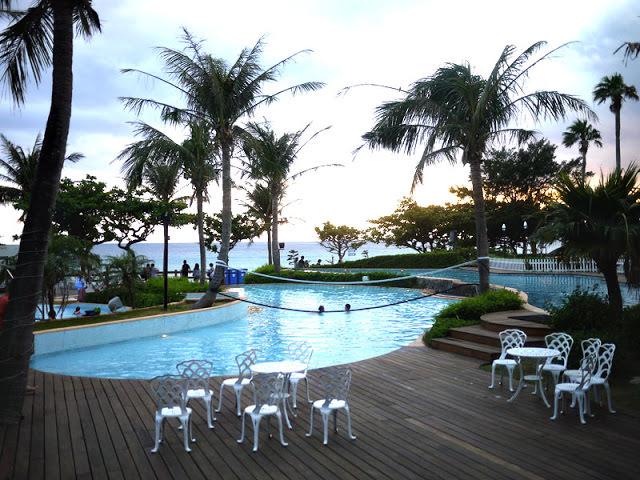 【墾丁夏都沙灘酒店】宛如國外度假的峇里島泳池