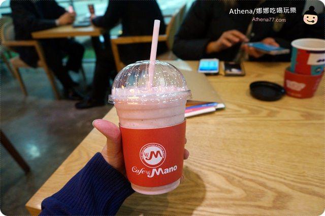 【娜娜專欄】韓國。首爾站咖啡廳 / Cafe Mano(카페마노) ♥