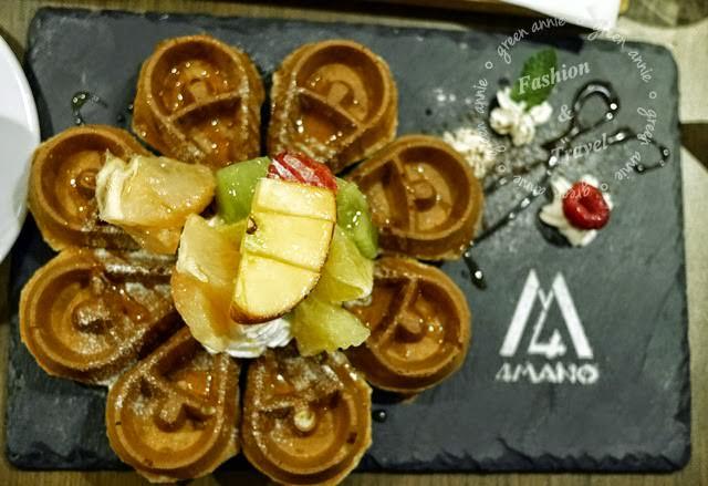 【吳大妮專欄】4MANO讓人想二訪三訪~烘蛋、麻糬鬆餅好美味又好吃