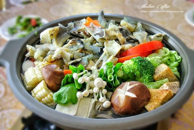 【彰化員林 鱘龍大餐】沙里仙鱘龍魚餐廳,帝王級的營養美味~滿滿膠質養顏又美容~年菜熱烈預訂中~約訪
