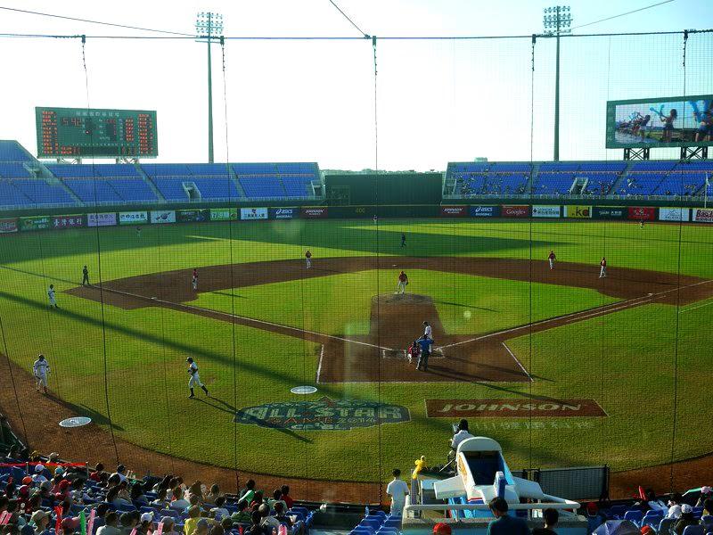 【桃園國際棒球場】在貴賓室看棒球明星賽