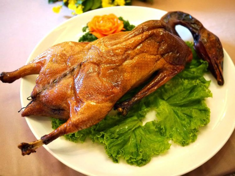 【台北車站】天成飯店美味燒鵝