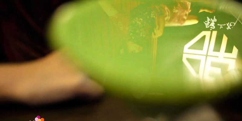【逢甲夜市】錦上花綠光森林的魔術秀
