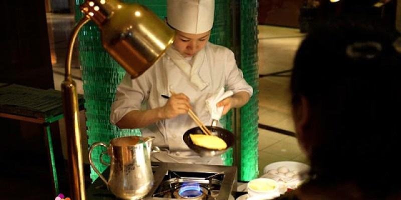 【日本飯店】五星級飯店早餐的專人蛋蛋(煎蛋)