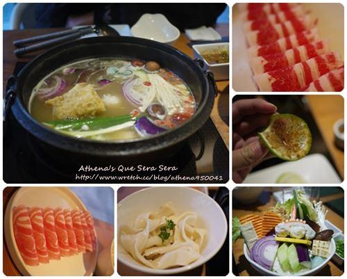 【Athena專欄】台中公益路八錢鍋物料理