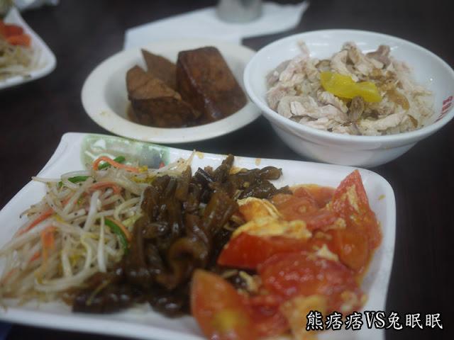 【台中西屯區】宏佳火雞肉飯與魯豆腐