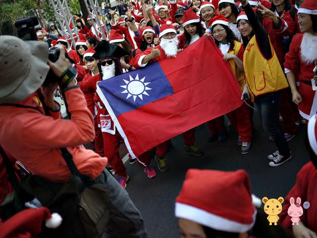 【草悟道聖誕路跑】聖誕老公公之愛的告白