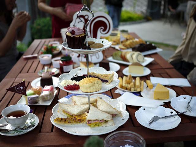 【台中體驗】范特喜七號店甜點森林
