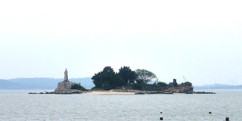 【金門景點】痲瘋島的蛻變-海島中的建功嶼