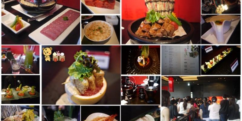 【台中美食體驗】王品藝奇日本料理-部落客的相機真高級...