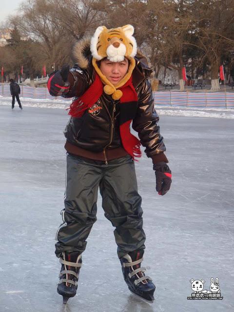 【哈爾濱】雪之國度溜冰之旅