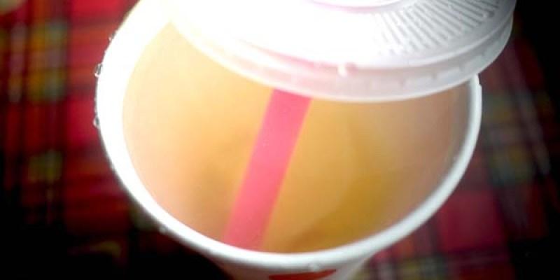 【金門古早味美食】聖利冰店-香蕉水($15)