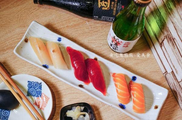 高雄前鎮區美食 津天丼地手作壽司丼飯-誰說吃日本料理很貴呢?這家用心準備食材價格合理
