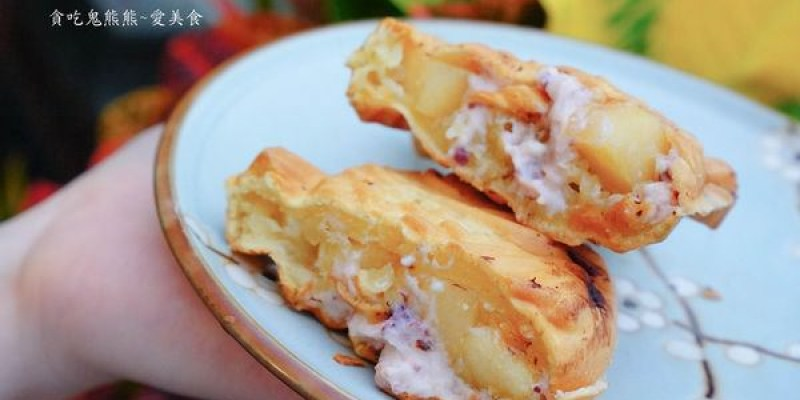 屏東潮州美食 鼎昌號-日本風,多種創意的可愛好吃的鯛魚燒