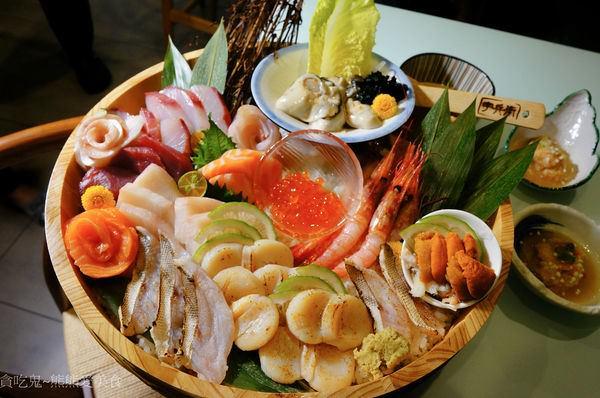 高雄左營區美食 愛玩客節目介紹的宇兵衛-壽司 · 丼飯專賣店