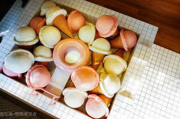 台中美食 西區/I'm Talato-一起躺在冰淇淋池吧